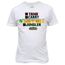Camiseta League Of Legends Support