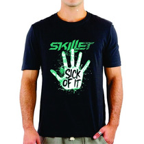 Camiseta Skillet
