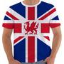Camiseta Reino Unido Uk Union Jack Inglaterra British 11