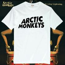 Camisetas Arctic Monkeys 100% Poliéster