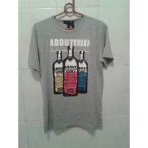 Camiseta Vodka