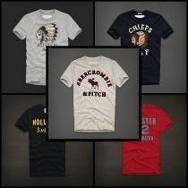 Camiseta Abercrombie And Fitch / Hollister 100% Originais