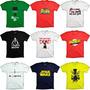 Camisetas Series Seriados Bazinga Breaking Bad The Big Bang