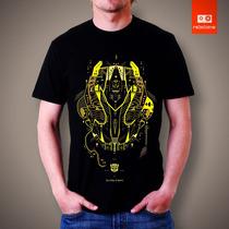 Camisetas Tv Desenhos E Filmes - Transformers Bumblebee