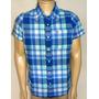 Hollister Camisa Xadrez 100% Original!