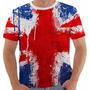 Camiseta Reino Unido Uk Union Jack Inglaterra British 5