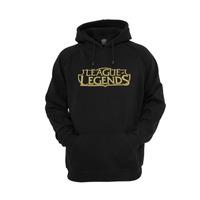 Blusa De Moletom Com Capuz League Of Legends - Lol