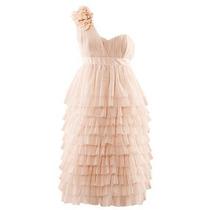 Lindo Vestido H&m Perfeito Para Casamentos, Formatura
