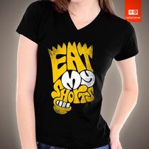 Camisetas Seriados, Tv E Desenhos Animados - Bart Simpsons
