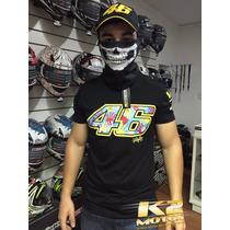 Conjunto Camiseta, Casal,feminina E Masculina,motociclismo
