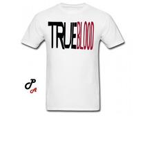 Camiseta Série True Blood