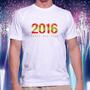 Camiseta Personalizada Virada Babylook Masculi Ano Novo 2016