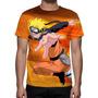 Camisa, Camiseta Naruto Shippuden 03 - Estampa Total