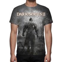 Camisa, Camiseta Game Dark Souls 2 - Estampa Total
