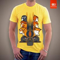 Camisetas Tv E Desenhos - Thundercats - Anos 80 Nostalgico