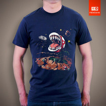 Camisetas Filmes Jogos Games - Mario Bros Star Wars Starwars