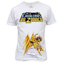 Camiseta Ou Baby Look Cavaleiros Do Zodiaco - Pegasus