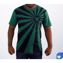 Camiseta Fallen Rising - Skate-element-globe-adio- Shape