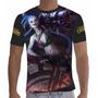 Camisa Camiseta Jinx League Of Legends Lol Total 002