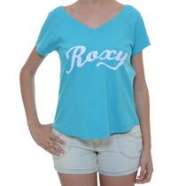 Blusa Feminina Roxy Vintage Azul