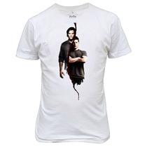 Camiseta Supernatural Dean E Sam Winchester