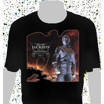Camisetas Michael Jackson - Xscape Thriller Bad Dangerous...