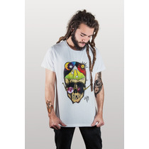 Camiseta, Bike, Lsd, Bike 100, Psicodelico, Caveira, Rave