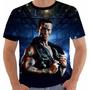 Camiseta Arnold Schwarzenegger Comando Para Matar Commando C