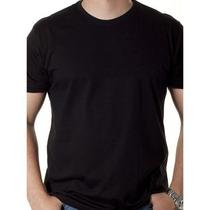 Kit Com 30 Camisetas Lisas Atacado 100%algodão Várias Cores