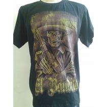 Camiseta El Bandito - Chicano Lowrider