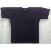 Camiseta, Egg,algodão,lisa, Sem Estampa, Tamanho Grande, Cor