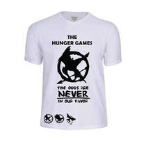 Camisas Jogos Vorazes The Hunger Games Filme Serie Seriado