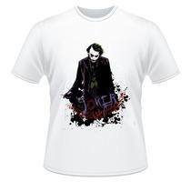 Camisa Camiseta Coringa Joker Super Herói Batman