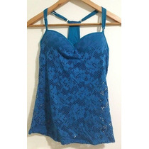 Regata Azul Royal Bojo Basica Verão Casual Calor Blusa