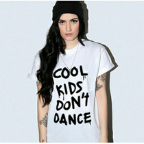 Camiseta Exclusiva One Direction 1d Cool Kids Don