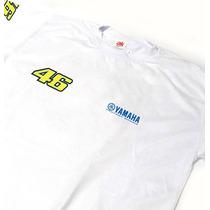 Camiseta - Estampa Valentino Rossi - Moto Gp - Es106