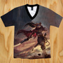 Camiseta Yasuo Procurado - League Of Legends - Lol 47