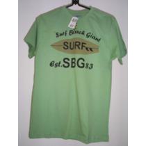 Camiseta De Malha Tam 16, Nova