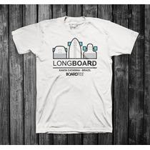 Camiseta Boards | 100% Algodão Malha Menegotti