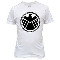Camiseta S.h.i.e.l.d Marvel