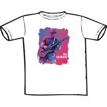 Camiseta Joe Satriani- Guitar Hero (chega De Mesmice)