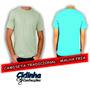 Camiseta Tradicional - Malha Fria