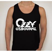 Regata Ozzy Osbourne - 100% Qualidade !!!
