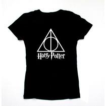Camiseta Harry Potter Baby Look - Promoção!!!