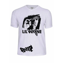 Camisas Camisetas Lil Wayne Rap Rapper Rock Roll Pop Reggae