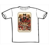 Camiseta Aventureiros Bairro Proibido Big Trouble In China