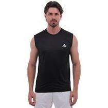Camiseta Regata Machão Adidas - Academia Fitness Nike Asics