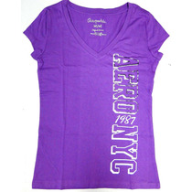 Camiseta Aeropostale - Só Roupas Femininas Originais