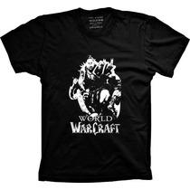 Camisetas World Of Warcraft Jogo World Of Warcraft Azeroth