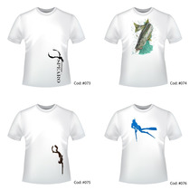 Camisa Personalizada Pesca Criativas Engraçadas Legais